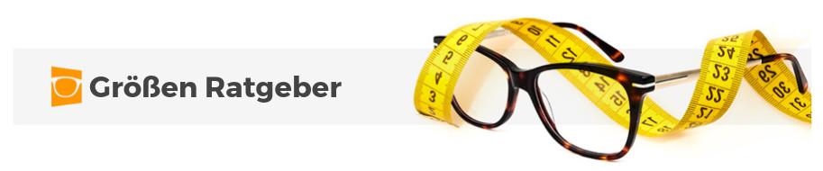 Größen Ratgeber | SmartBuyGlasses DE